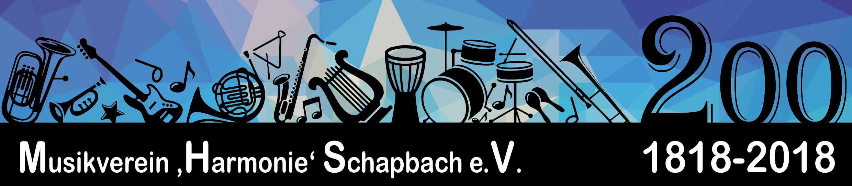 """Musikverein """"Harmonie"""" Schapbach e.V."""
