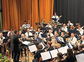 Schapbacher Musiker bieten tollen Auftakt ins Jubiläumsjahr