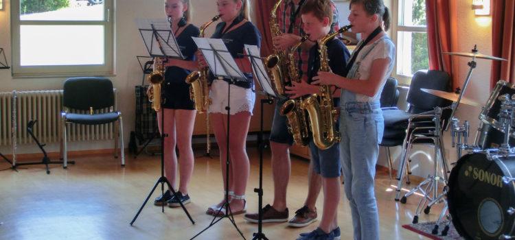Vorspielnachmittag der Jugend Harmonie