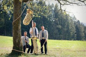 von links: Elias Schrempp, Kurt Schmieder, Thomas Hauer