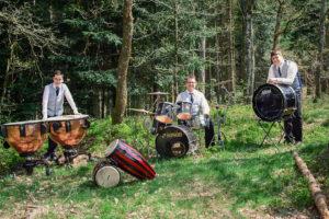 von links: Marco Armbruster, Patrick Roth, Kilian Nattmann