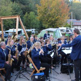 Neuer Dirigent, Peter Strohmayer, in Schapbach angekommen